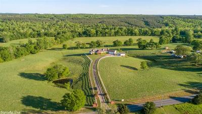 Garland County Single Family Home For Sale: 1325 Caddo Gap Road