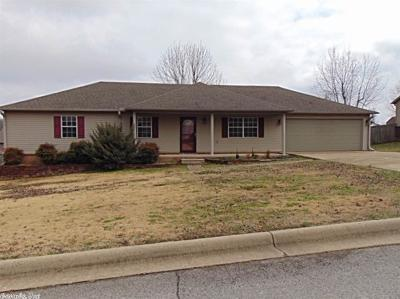 Paragould Single Family Home New Listing: 2205 N 9 1/2 Street