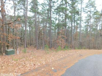 Hot Springs Village AR Residential Lots & Land New Listing: $1,800