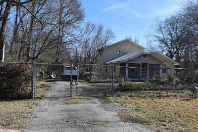 Pine Bluff AR Commercial New Listing: $95,900