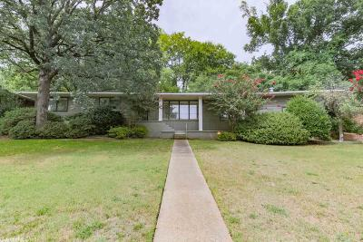 Little Rock AR Single Family Home New Listing: $337,500