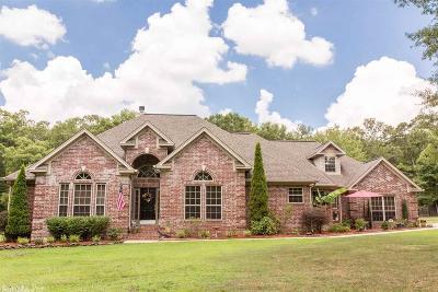 Little Rock Single Family Home New Listing: 2375 Chestnut Loop