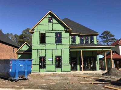 Little Rock Single Family Home For Sale: 82 Hallen Court