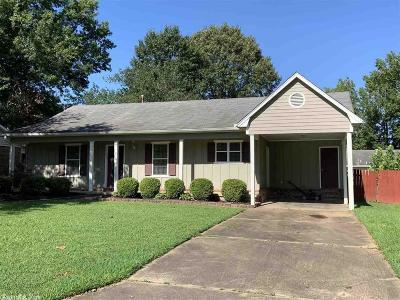 Searcy Single Family Home For Sale: 5 Boysenberry