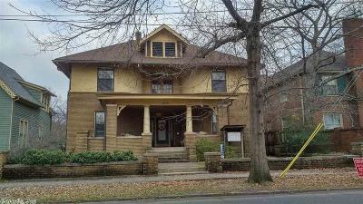 Multi Family Home Take Backups: 1015 S Scott Street