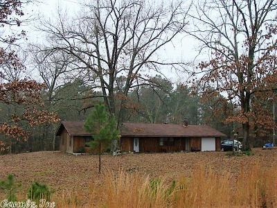 Polk County Single Family Home For Sale: 158 Polk 284 Road