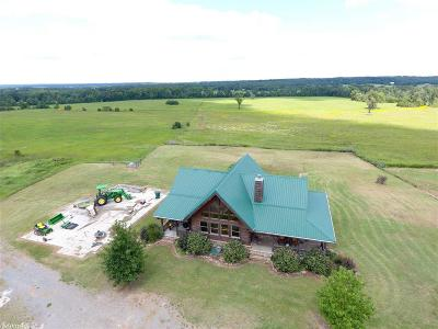 White County Single Family Home For Sale: 1489 Red Hill