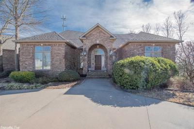 Single Family Home Price Change: 13801 Belle Pointe Drive