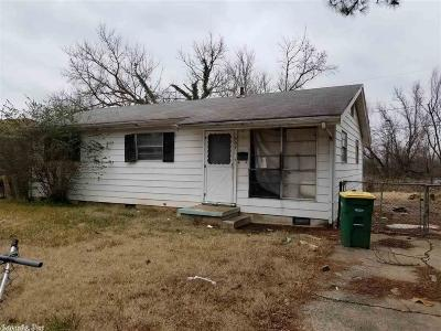 North Little Rock Single Family Home For Sale: 509 Dorothy
