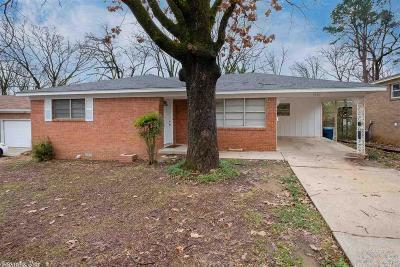 Little Rock Single Family Home For Sale: 7501 L