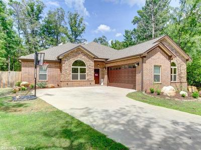 Garland County Single Family Home For Sale: 588 Rock Creek Road