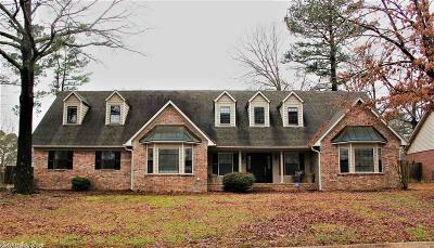 Bryant, Alexander Single Family Home For Sale: 205 Fair Oaks Drive