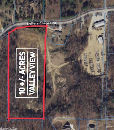 Residential Lots & Land For Sale: 10 +/- Acres Kellers Chapel Road