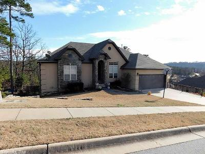 Maumelle Single Family Home For Sale: 242 Summit Valley Circle