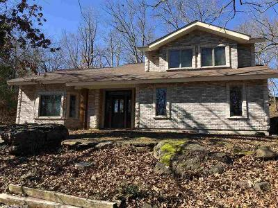 Heber Springs Single Family Home For Sale: 721 Sugar Maple Drive