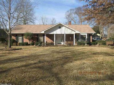 Kingsland AR Single Family Home For Sale: $160,000
