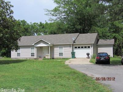 North Little Rock Single Family Home For Sale: 5305 Pentel Lane