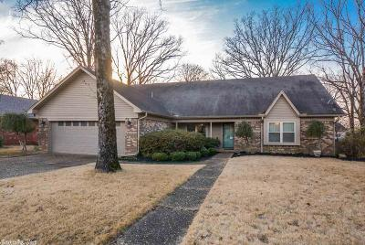 North Little Rock Single Family Home For Sale: 6001 Eagle Creek Road
