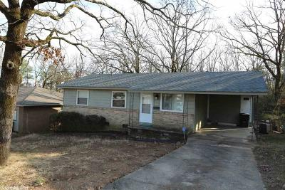 North Little Rock Single Family Home For Sale: 912 W 50th Street