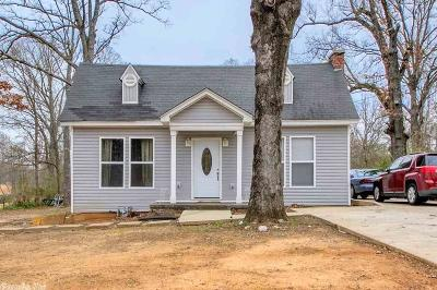 North Little Rock Single Family Home Back On Market: 814 Trammel Road