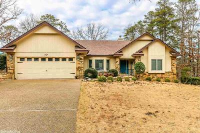 Hot Springs Village, Hot Springs Vill. Single Family Home For Sale: 10 Magnifico Way
