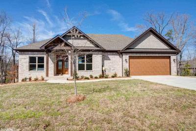 Maumelle Single Family Home For Sale: 112 Eagle Ridge Drive