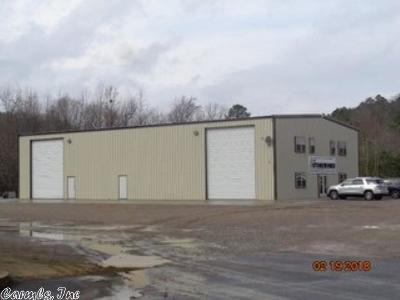 Hot Springs Commercial For Sale: 120 Hwy 171