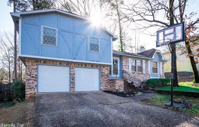 Little Rock Single Family Home For Sale: 215 Elmridge Drive