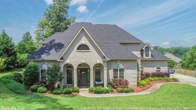 Benton Single Family Home For Sale: 7403 Palm Beach Circle