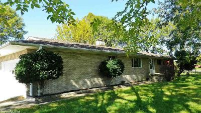 Heber Springs Single Family Home For Sale: 52 Heber Springs Rd