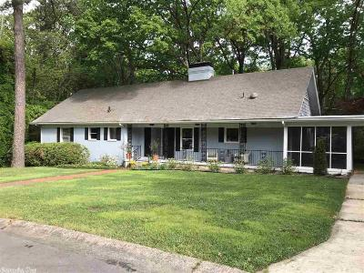 Little Rock Single Family Home For Sale: 28 Lenon Drive