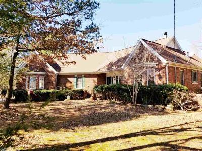Independence County Single Family Home Price Change: 350 Mount Springs Road