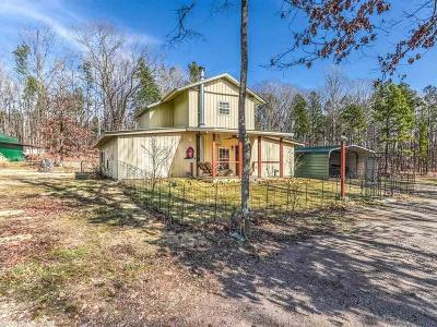 Garland County Single Family Home For Sale: 968 Walnut Valley Rd.
