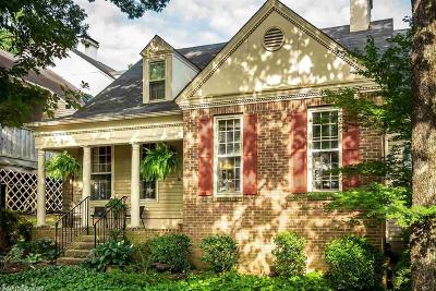 Little Rock Condo/Townhouse For Sale: 42 Windsor Court