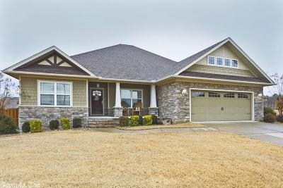 Conway Single Family Home Price Change: 1270 Littlewood Cove