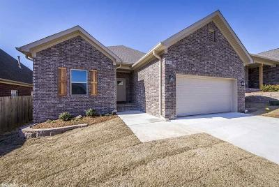 Little Rock Single Family Home For Sale: 15306 Governor's Lake