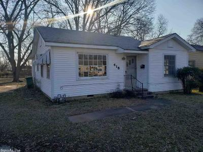 North Little Rock Single Family Home For Sale: 418 Mills Street