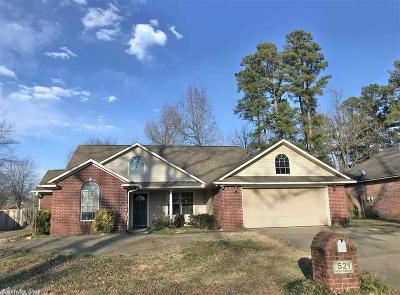 Wake Village Single Family Home For Sale: 521 Northwest Drive