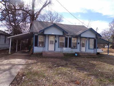 Pine Bluff Condo/Townhouse For Sale: 606 & 608 W 15th Avenue