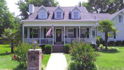 Garland County Single Family Home For Sale: 100 Waters Edge Cove
