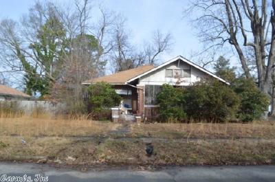 Pine Bluff Single Family Home Price Change: 1501 15th Avenue