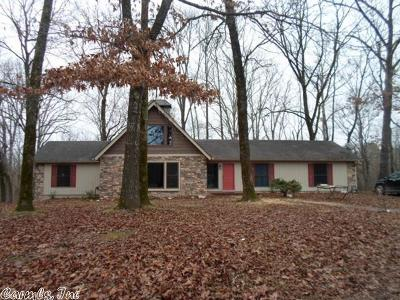 Benton Single Family Home For Sale: 16812 Chilton Road