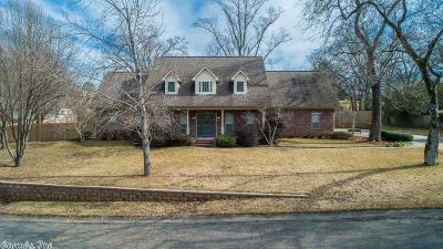 Garland County Single Family Home For Sale: 100 Farnsworth