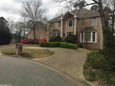 Little Rock Single Family Home For Sale: 128 Alsace Cove
