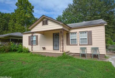 North Little Rock Single Family Home For Sale: 724 Mills St.
