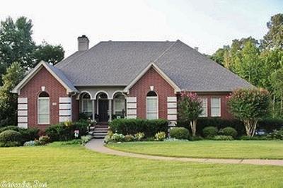Benton Single Family Home For Sale: 608 Miller Cove