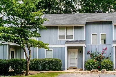 Garland County Condo/Townhouse Under Contract: 143 La Vista Lane