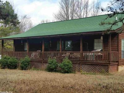 Cleburne County Single Family Home For Sale: 287 Skyline Drive