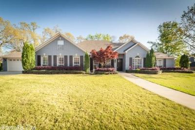 Garland County Single Family Home Price Change: 180 Starboard Circle