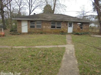 Pine Bluff Single Family Home For Sale: 5912 Kennedy Street